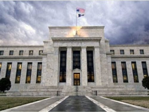 Swamponomics: Federal Reserve Shrugs Off Inflation Threat