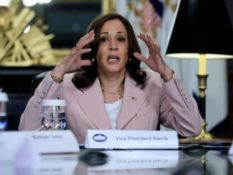 Is the Presidential Party Over for VP Harris?