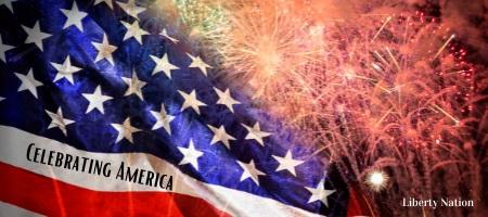 New banner Celebrating America 450 x 200