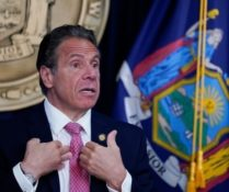 The Politics of HollyWeird: Cuomo's Fall from Grace Complete