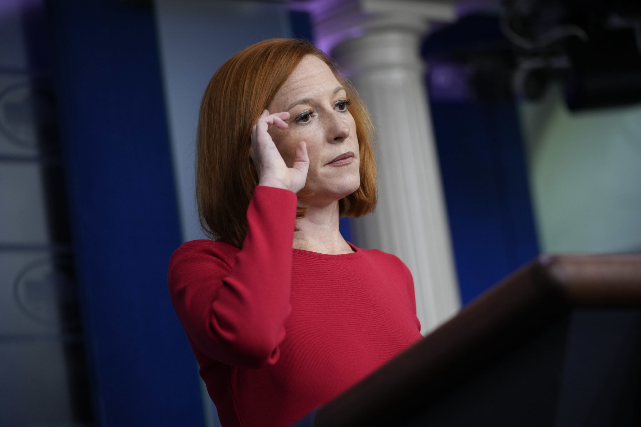 Double Shot of Psaki To Go With Biden's Nothing Burger