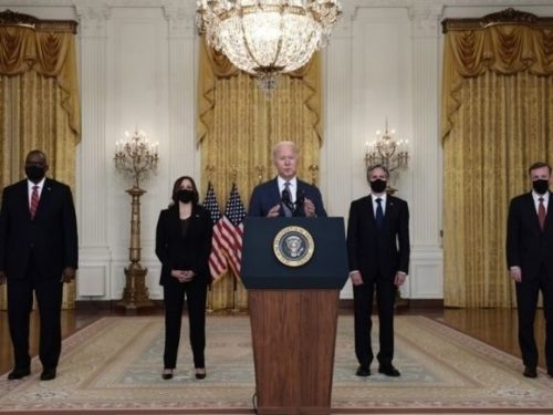 Breaking: Biden's Remarks on Afghanistan Fail to Deliver Answers