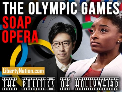 The Olympic Games Soap Opera – The Politics of HollyWeird