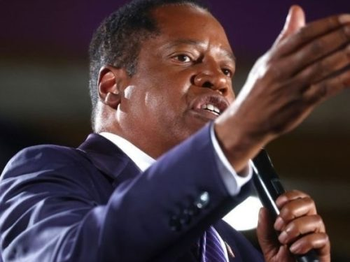 Here's How Larry Elder Completely Tanked The California Recall