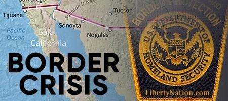 New Banner Border Crisis