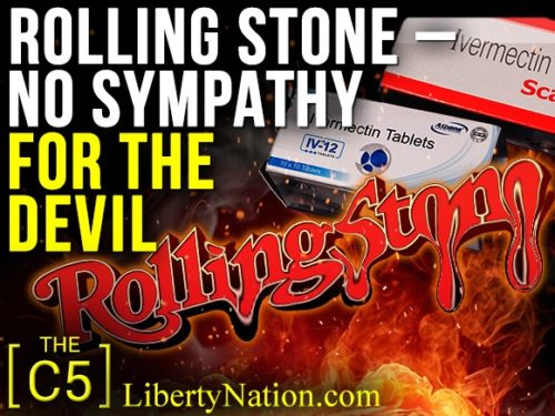 Rolling Stone – No Sympathy for the Devil – C5