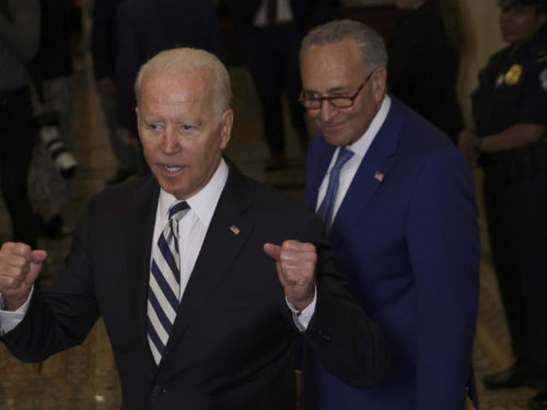 Is Biden Ready to Scrap the Filibuster?