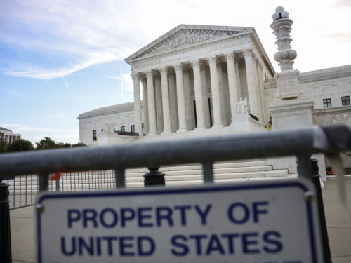 Biden's SCOTUS Commission Rejects Court Packing